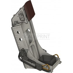 Schleudersitz, Canadair, (Bausatz ohne Polster)