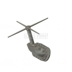 cross antenna, Tiger EC 665,