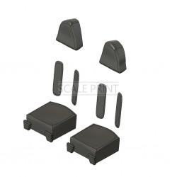 Polsterset für Schleudersitz Tutor (0331)