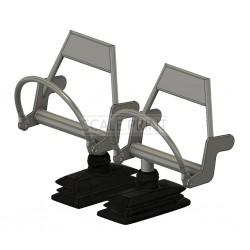 Pedals for ZLIN 143L