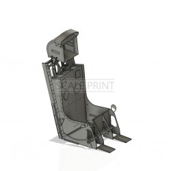 Ejection Seat Panther F9F and other, (assembly Set...