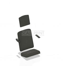 Polster für Schleudersitz T33 (0432-0432)