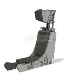 Schleudersitz L39 Albatros (Bausatz ohne Polster)