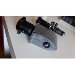 Abdeckung für Heckrotorgetriebe Scaleflying 600-800er