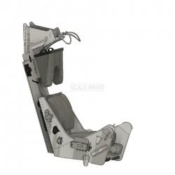 Schleudersitz Martin Baker MK-6 Copilot hinten (Bausatz...