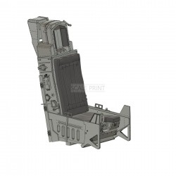 Ejection seat ACES II for F-22 Raptor (excl. upholstery)