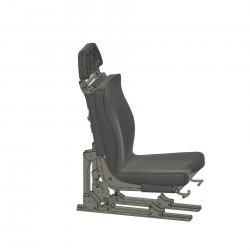 Pilot Seat BO 105