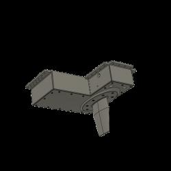 Finne mit Unterbau, Sikorski S58