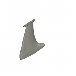 large antenna on nose, BAE Hawk