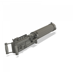 Vickers Machinengewehr (Bausatz)