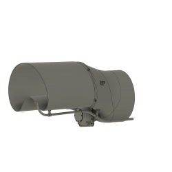 Abgasrohrattrappe EC 130 - AS 350