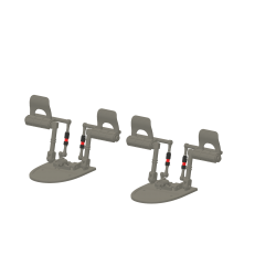 Pedals AW 139
