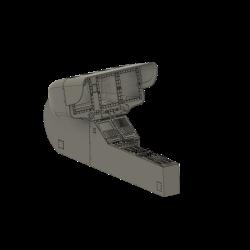 Cockpit konsole H 145