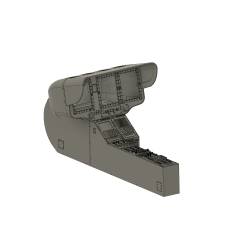 Cockpitkonsole H 145