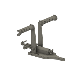 pedals for Jet Ranger