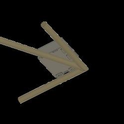 Aufbewahrungsbox für Lastenhaken, Alouette II