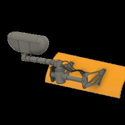 Seilwinde H145 (zur Aufnahme eines Motors vorbereitet)