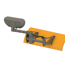Winch for H145 (prepared for installation of a winch...