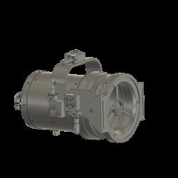 Spectrolab SX16, Scheinwerfer