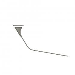 Antenne unterm Rumpf, AS 350