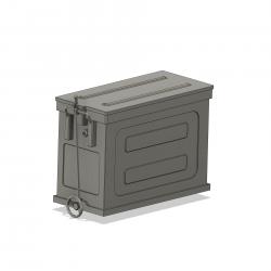 Batteriebox Alouette II