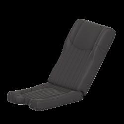Seat upholstery for Monun BO 209