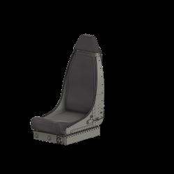 Pilot seat Gazelle SA 342