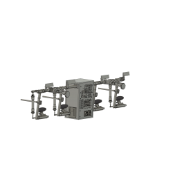 pedals Sikorsky S58