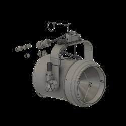 Spectrolab SX-16 (excluding LED light)