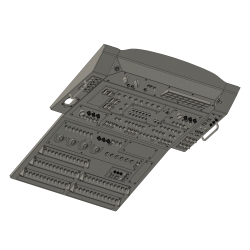 Instrumentendeckenpaneel KA32