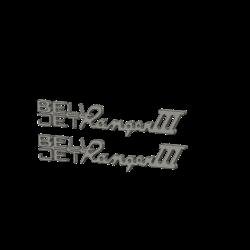 Schriftzug Jet Ranger