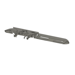 part for weapon holder, F16