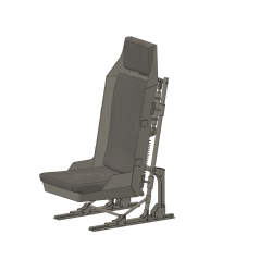 pilot seat CH 53
