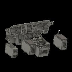 Cockpit CH 53