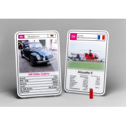 Quartet card out of 5mm perspex 340mm x 500mm with your...