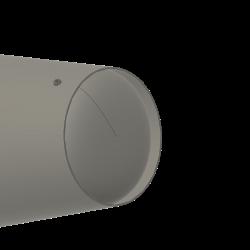 end pieces external fuel tank F16