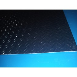 cockpit floor with structure (Lozenge pattern) 230mm x...