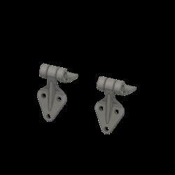 Flap hinges, AS 350