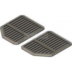 air grill 14x11mm